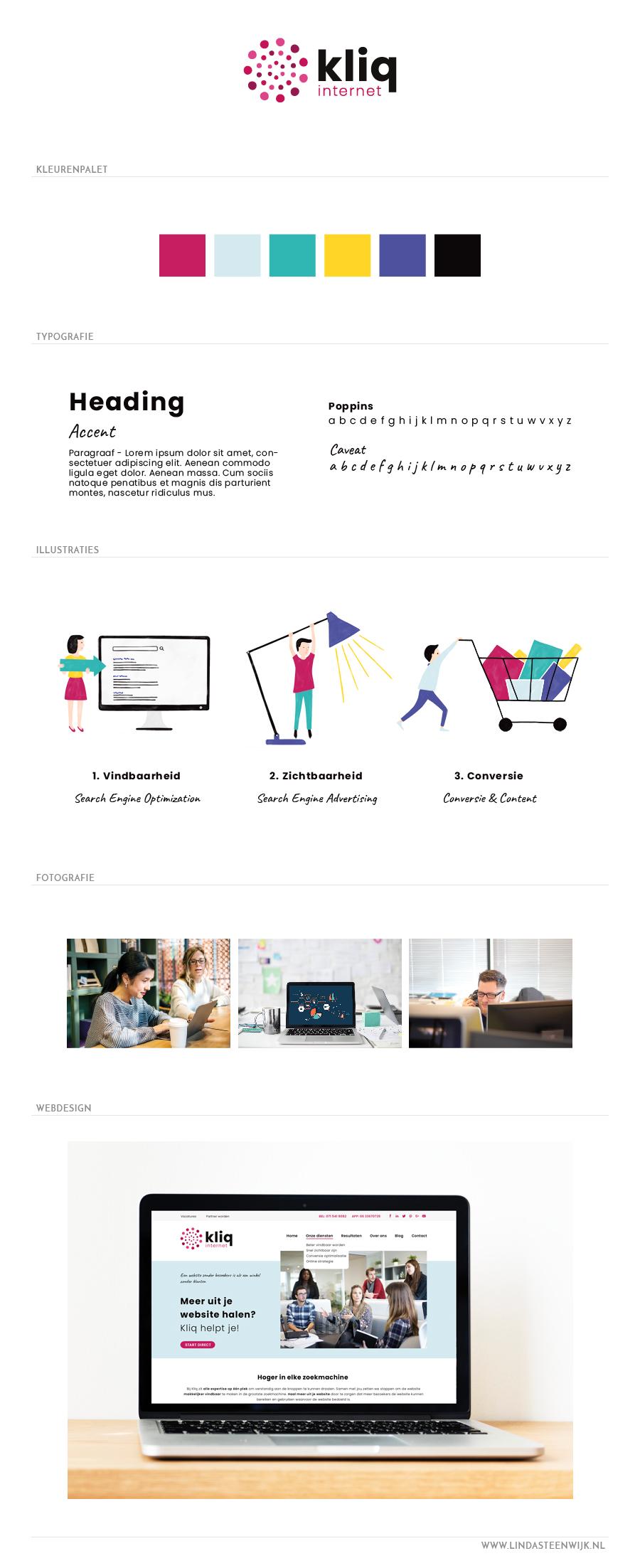 branding ontwerp en web design