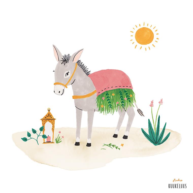 product illustratie dieren