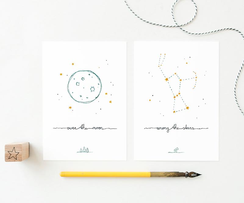 kaarten sterren