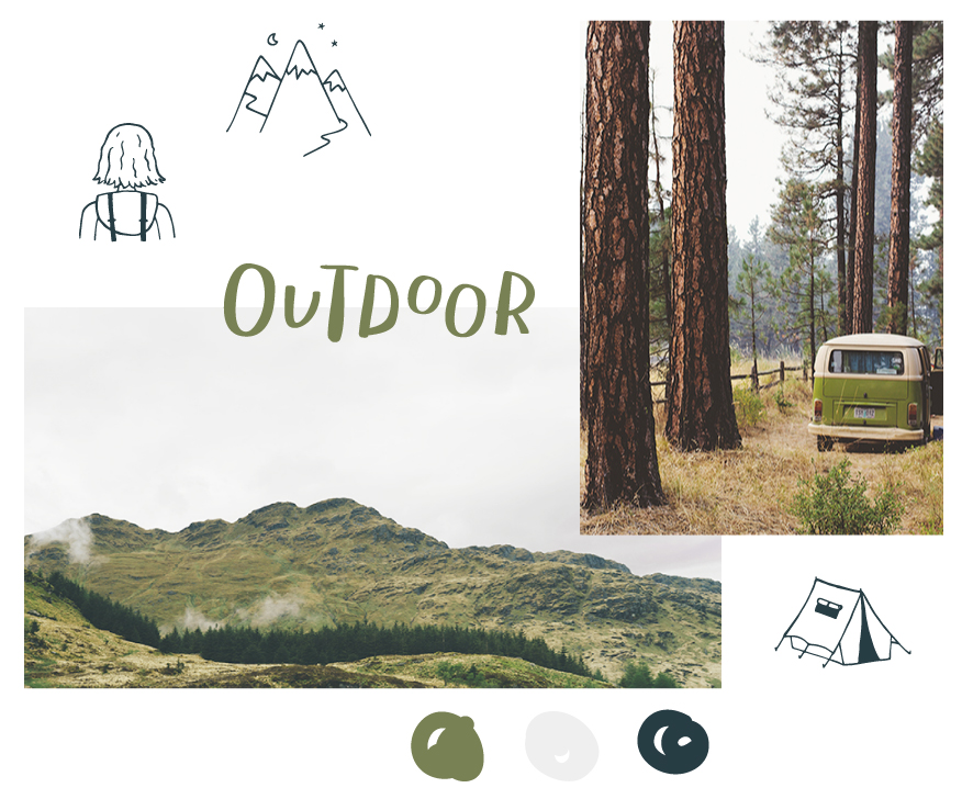 outdoor huisstijl